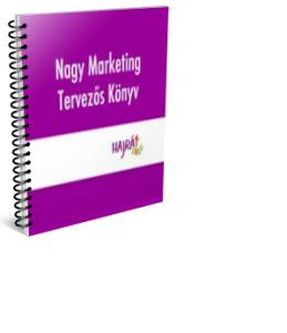 Nagy Marketing Tervezős Könyv